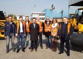 Наша делегация на заводе VENIERI в Lugo